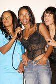Golden Brooks, Persia White and Jill Jones — Stock Photo