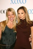 Alicia Willis and Tamara Braun — Stock Photo