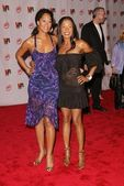 Tracee Ellis Ross and Golden Brooks — Stock Photo