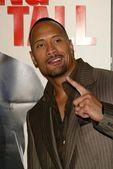 "Dwayne ""The Rock"" Johnson — Stock Photo"