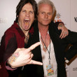Royalty-Free Stock Photo: Josh Todd and Michael Des Barres