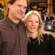 Bill Pullman and wife Tamara Pullman — Stock Photo