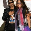 Slash and wife Perla — 图库照片 #17508309