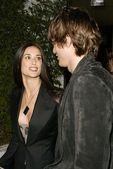 Demi Moore and Ashton Kutcher — Stock Photo