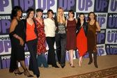 """Kelly Lynch with cast members of """"The L Word"""" — Stock Photo"""