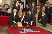 Drew Barrymore's Star — Stok fotoğraf