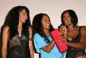 Persia White, Golden Brooks and Jill Jones — Stock Photo