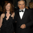 Dennis Hopper and wife Victoria - Foto Stock