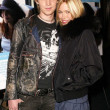 Alex Band and Jennifer Sky — Stock Photo