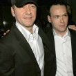 Постер, плакат: Kevin Spacey and Dana Brunetti