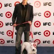 Stock Photo: Hayden Christensen and Buddy