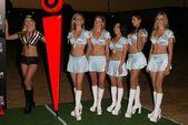 Team Dream Cheerleaders — Stock Photo