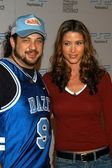 Shannon Elizabeth and Joe Reitman — Stock Photo