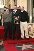 Chris Penn, Randy Quaid and John Carroll Lynch — Stock Photo