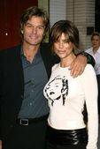Harry hamlin et lisa rinna — Photo