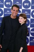 Bobby Cannavale and Michelle Williams — Stock Photo