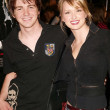 Drake Bell and Kaylee Defer — Stock Photo