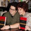 Jack Osbourne and Sharon Osbourne — Stock Photo #17522177
