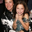 Mimi Rogers and daughter Lucy — Stock Photo #17522277