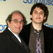 Andrew Lack and John Mayer — Stock Photo