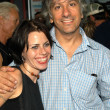 Faruza Balk and Lee Ranaldo — Stock Photo
