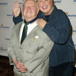 Mickey Rooney and wife — Foto de Stock