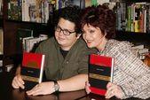 Jack Osbourne and Sharon Osbourne — Stock Photo