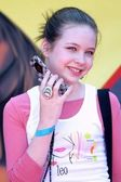 Daveigh Chase — Stock Photo