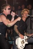 Mark McGrath and Billy Morrison — Stock Photo
