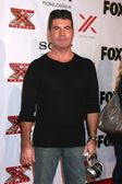 Simon Cowell at The X-Factor Viewing Party, Mixology, Los Angeles, CA 12-06-12 — Stock Photo