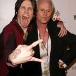 Josh Todd and Michael Des Barres — Stock Photo #17532779