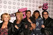 Charlene Tilton, Susan Olsen, Christopher Knight, Kim Whitley and David Anthony Higgins — Stock Photo
