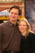 Bill Pullman and wife Tamara — Stock Photo