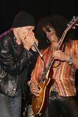 Michael Wincott and Slash — Stock Photo