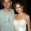 Gui Laliberte and Josie Maran — Stock Photo