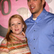 Melissa Joan Hart and Mark Wilkerson — Stock Photo