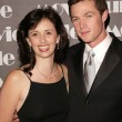 Eric Close and wife Carrie — Stock Photo #17546421