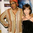Macy Gray and Ho Yeow Sun - Stock Photo