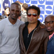 Stock Photo: Djimon Hounsou, Mario VPeebles and Taye Diggs