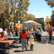Atmosphere at Los Angeles Mission's End of Summer Block Party — Stock Photo #17547275