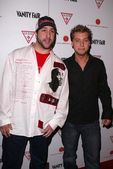 Joey Fatone and Lance Bass — Stock Photo