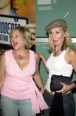 Charlene Tilton and daughter Cherish Lee — Stock Photo