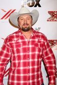 Tate Stevens at The X-Factor Viewing Party, Mixology, Los Angeles, CA 12-06-12 — Stock Photo
