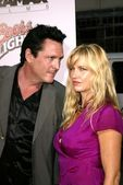 Anna de michael madsen et épouse de — Photo