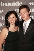 Eric Close and wife Carrie — Stock Photo