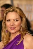 Kim Cattrall — Stock Photo