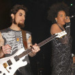 Dave Navarro and Macy Gray - Stock Photo