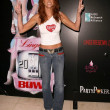 Angie Everhart — Stock Photo