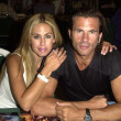 Shauna Sand and Lorenzo Lamas — Stock Photo