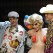 Richie Rich, Amanda Lepore and Trevar — Stock fotografie